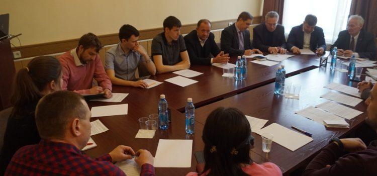 На площадке Сибстрина проведен круглый стол по повышению эффективности судебной строительной экспертизы